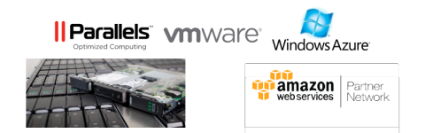 Virtualisering, VMWare, Microsoft, Amazon, AWS,Virtualbox